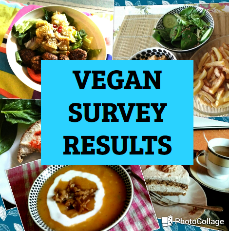 vegan survey results