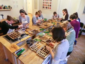 Raw Vegan Christmas Candy Workshop