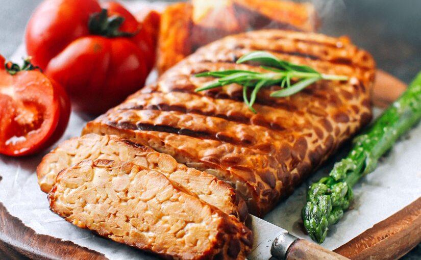 Healthy foodies: tempeh